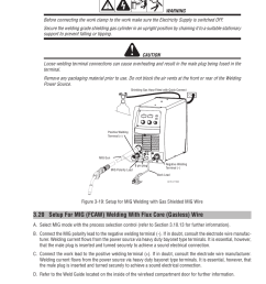 installation setup fabricator 211i tweco 211i thermal arc fabricator user manual page 55 96 [ 954 x 1235 Pixel ]