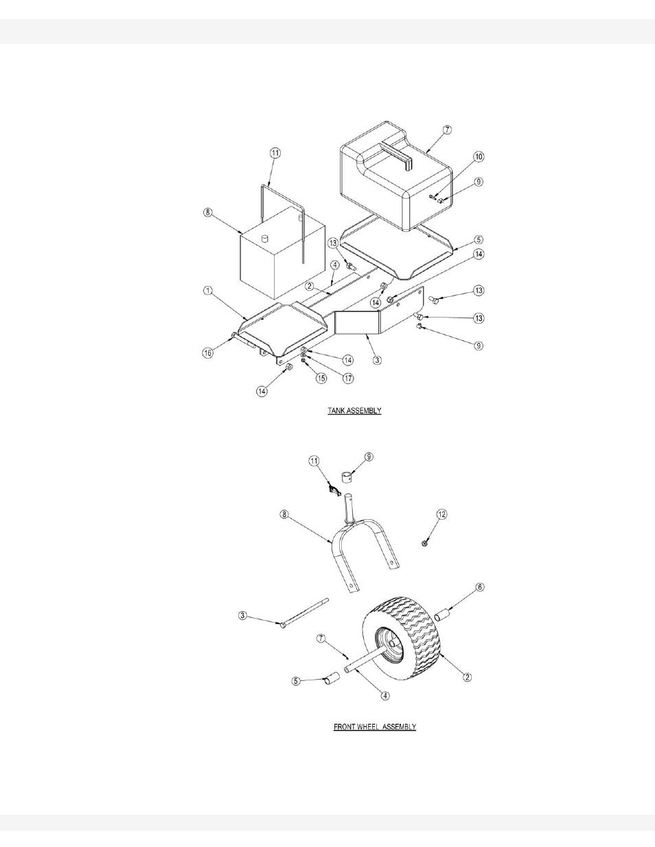 Wheatheart Self-Propelled Post Pounder Kit User Manual
