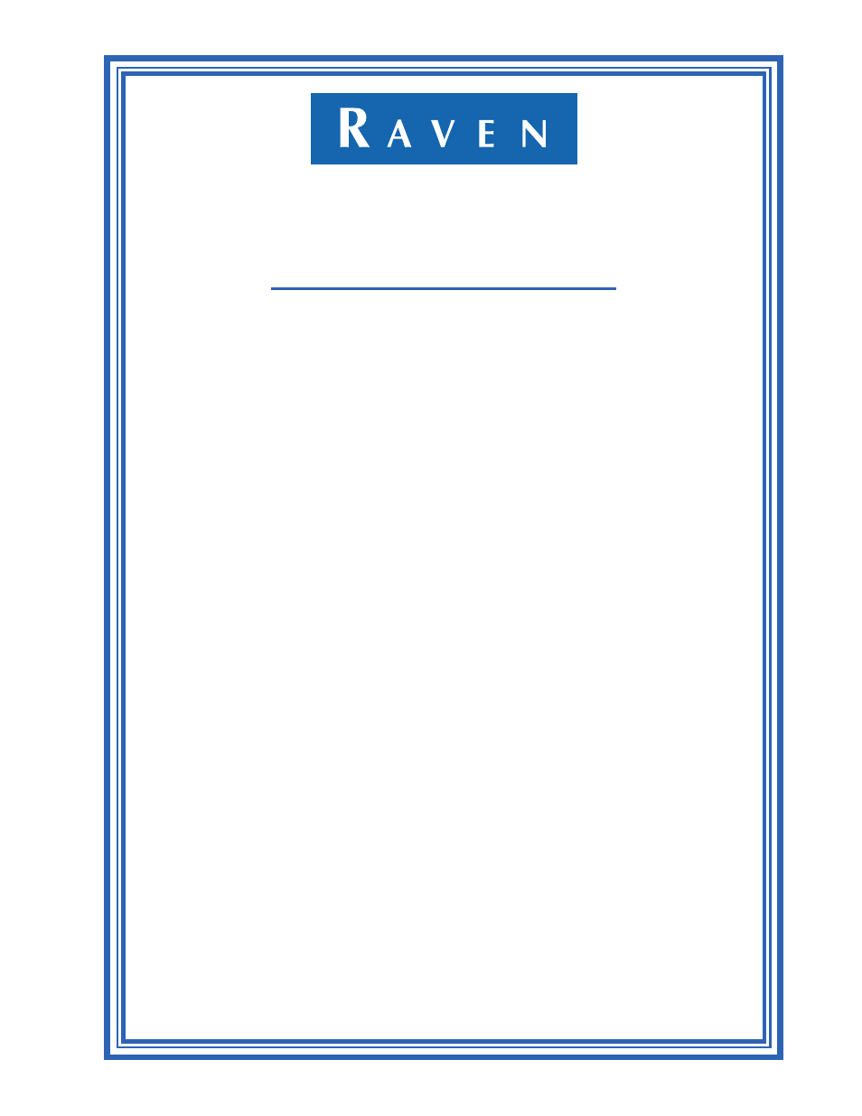 medium resolution of raven industries limited warranty great plains raven 440 user manual page 59 60