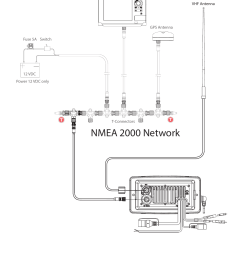 2 wiring diagram nmea 2000 connections nmea 2000 network vhf antenna link8 vhf b g h50 wireless vhf handset user manual page 15 22 [ 954 x 1347 Pixel ]