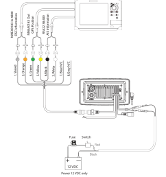 4 wiring diagram nmea 0183 connections b g h50 wireless vhf handset user manual page 17 22 [ 954 x 1347 Pixel ]