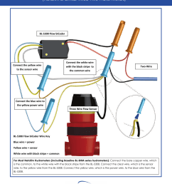 diagram b flow devices with three wires netafim or similar three wire water meters baseline systems bl 5308 user manual page 3 4 [ 954 x 1235 Pixel ]