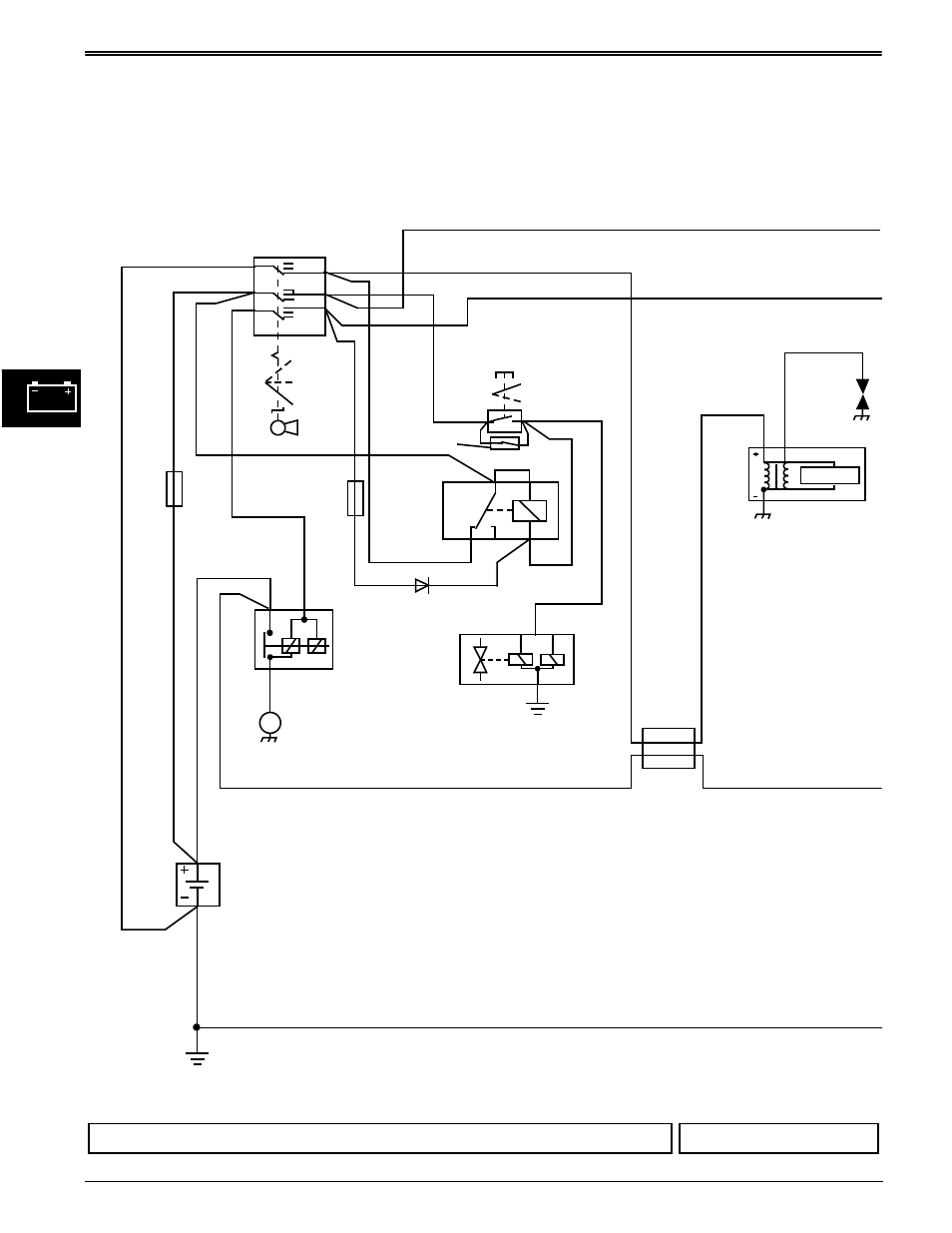 110 John Deere Wiring Diagram Wiring Schematics John Deere Stx38 User Manual Page