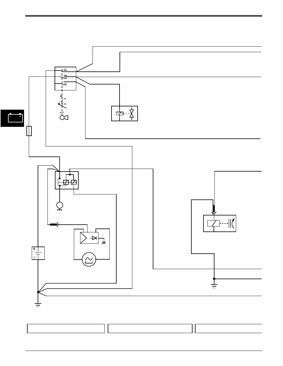 medium resolution of wiring schematics john deere stx38 user manual page 108 314john deere stx 46 wiring schematic