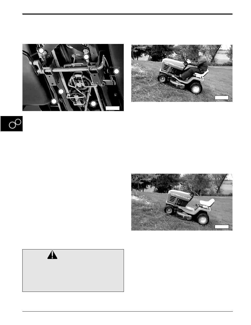 John Deere Stx Wiring Diagram Caution Clutch Spring Adjustment John Deere Stx38 User
