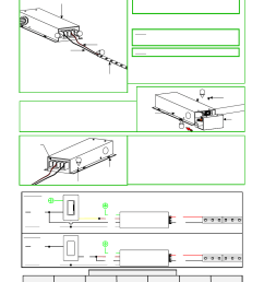 wiring diagram low voltage wire size chart 10 ga 8 ga edge lighting psb 60w elv 12vdc 60 watt 12 volt dc power supply user manual page 2 2 [ 954 x 1235 Pixel ]