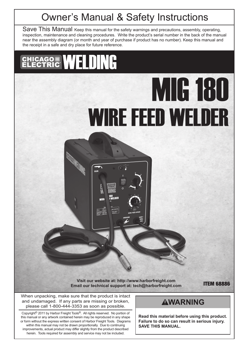 Chicago Electric 170 Mig Welder Wiring Diagram Get Free Image About