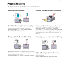 product features 3 product features dell c1760nw color laser printer user manual page 21 240 [ 954 x 1235 Pixel ]