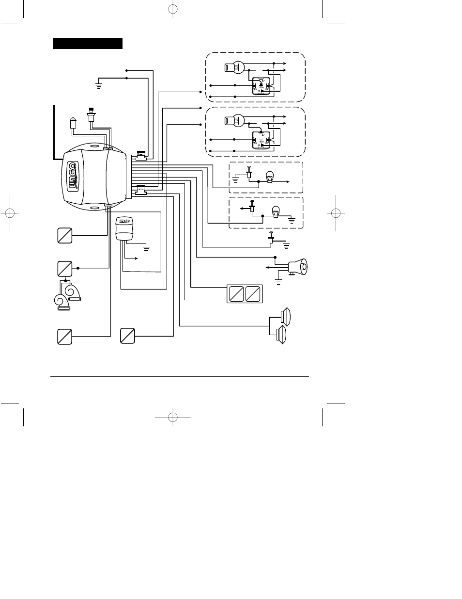 hight resolution of ungo car alarm wiring diagram