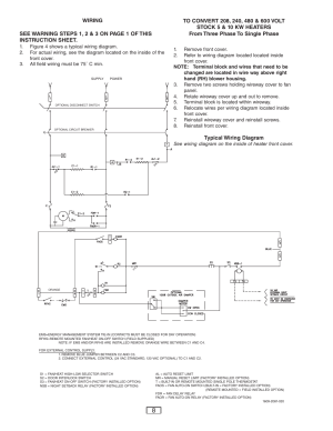 Qmark CUS900  Stock Cabi Unit Heater User Manual | Page 8  36 | Also for: CU900  Cabi