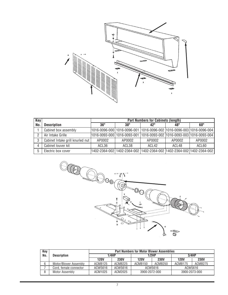 https www manualsdir com manuals 627772 qmark environmental hot water steam heated air curtains environmental air curtains html page 7
