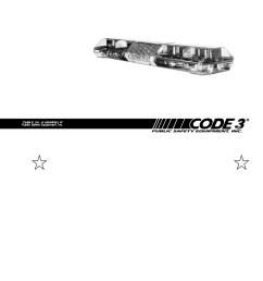 code 3 mx 7000 user manual 32 pages rh manualsdir com code 3 excalibur code 3 mx7000 wiring diagram [ 954 x 1235 Pixel ]