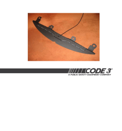 code 3 supervisor tl for 2007 ford expedition user manual 12 pages [ 954 x 1235 Pixel ]