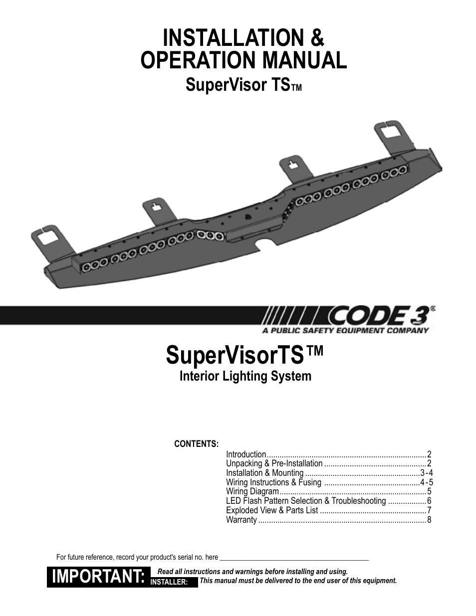 Code 3 Arrow Stick Wiring Diagram Trusted Diagrams Light Bar Lp6000 Portal U2022 Source