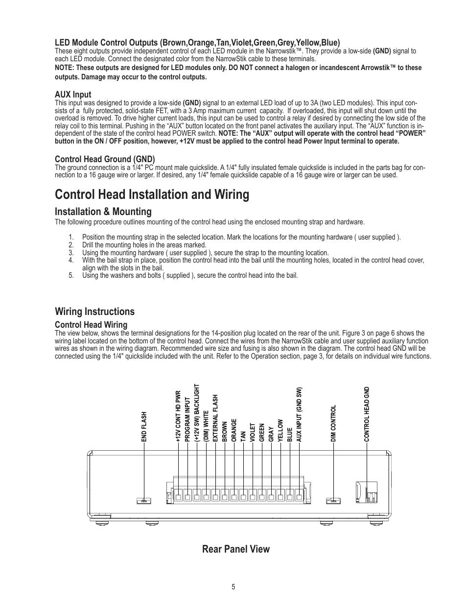 Led X 2100 Wiring Diagram - Schematics Online Bar Control Wiring Diagram Hd on