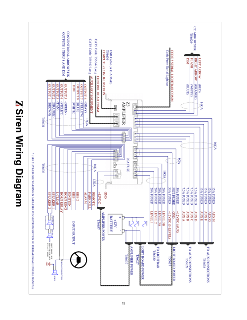 small resolution of code 3 siren wiring diagram manual e book code 3 siren box model 3892l6 wiring diagram