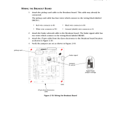 wiring the breakout board dynojet 224x installation guide user manual page 33  [ 954 x 1235 Pixel ]