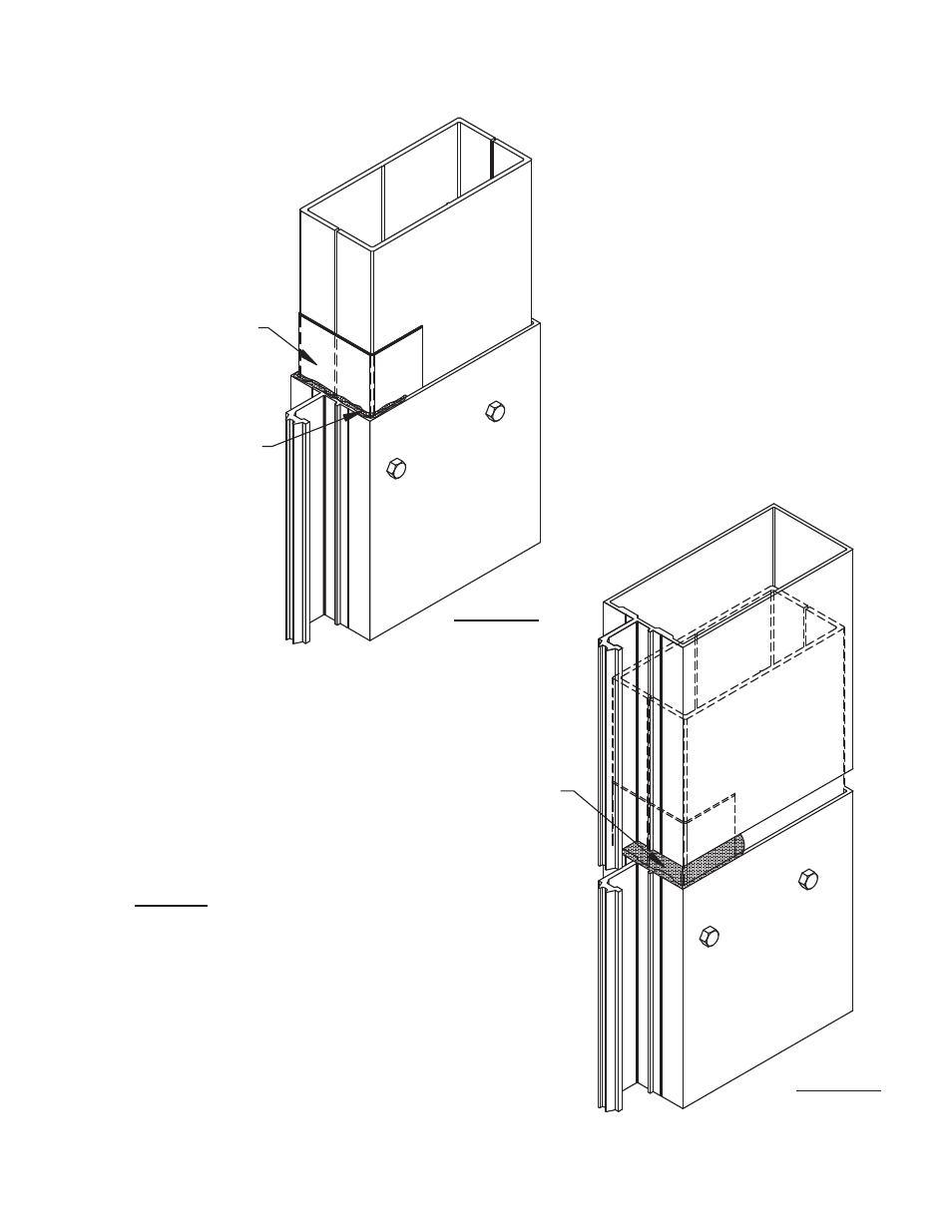 Live load splice install, Live load splice installation