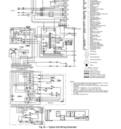 fig 55 typical unit wiring schematic carrier 48tfe008 014 user carrier rooftop unit wiring diagram 55 [ 954 x 1235 Pixel ]