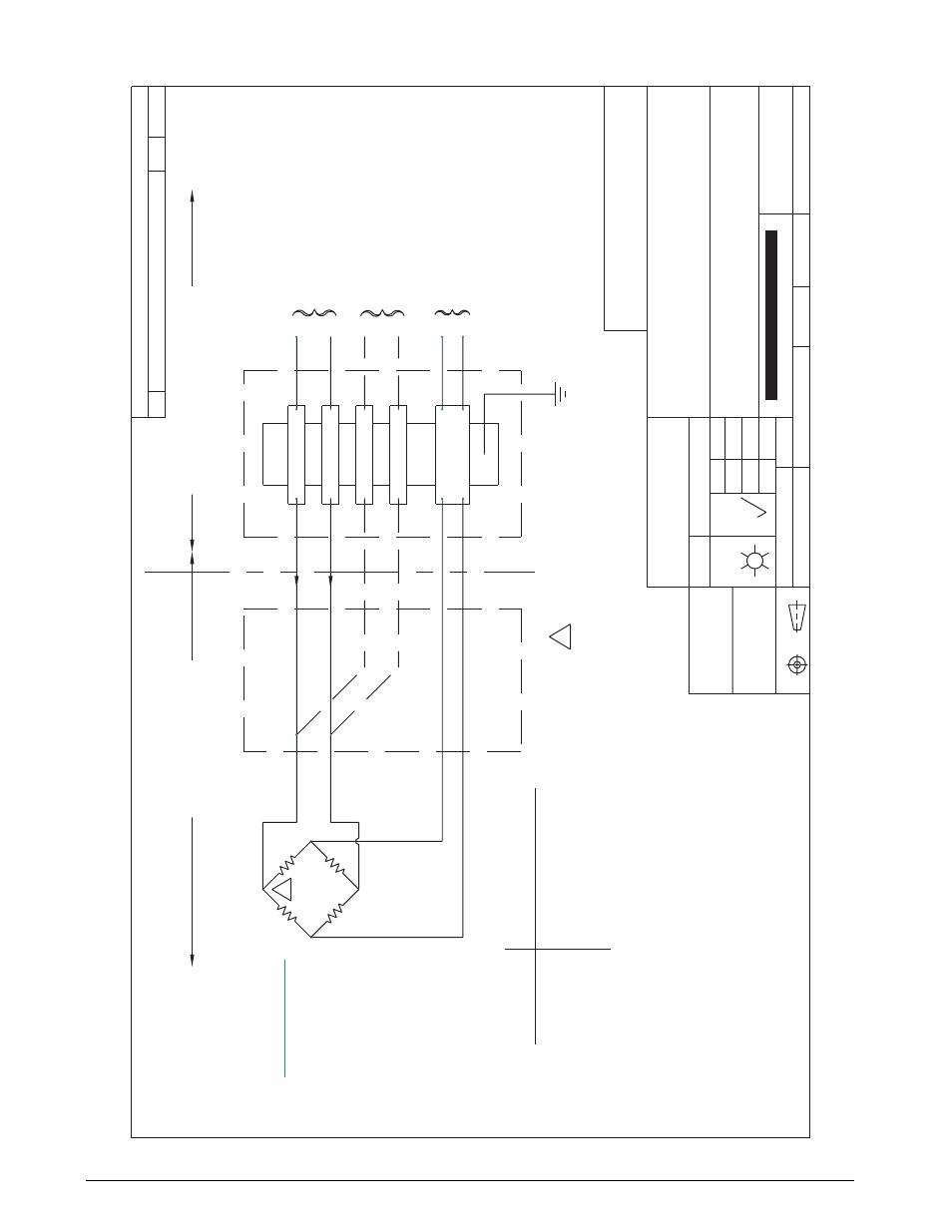 wiring multiple schematics in series