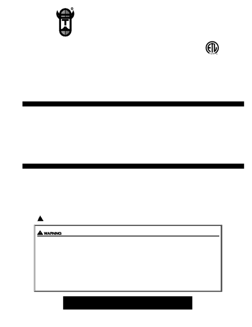 small resolution of tjernlund mac 3 control discontinued 8504043 rev a 05 99 user manual 8 pages