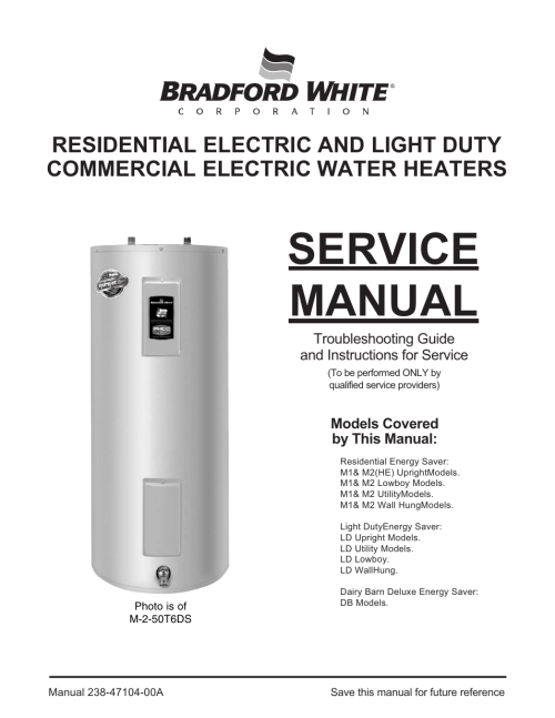 small resolution of bradford white db 80r3ds user manual 40 pages also for ld wh30l3 1 ld wh20l3 1 ld wh12u3 1 ld wh6u3 1 ld 50l3 3 ld 40l3 3 ld 30l3 3 ld 20l3 3