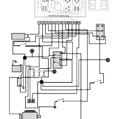 Electric Motor Wiring Diagrams Airport Instrument Diagram Legend Tractor | Countax Garden User Manual Page 23 / 26
