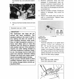 pw80 carburetor diagram [ 954 x 1235 Pixel ]