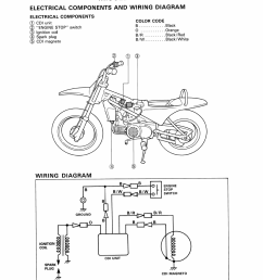 miscellaneous electrical components and wiring diagram electrical components yamaha pw80 user manual page 49 64 [ 954 x 1235 Pixel ]