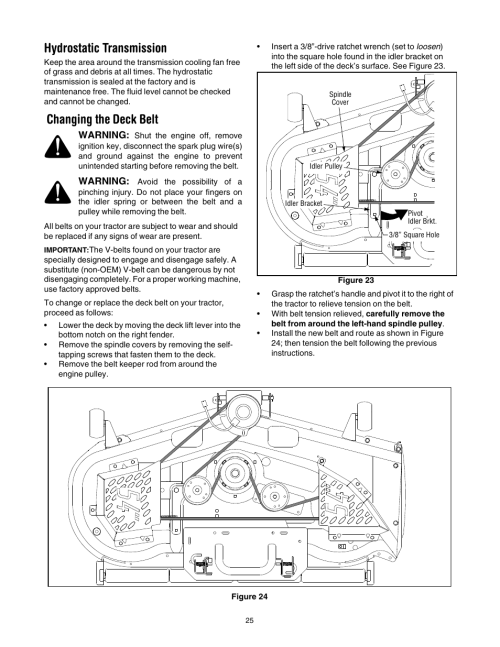 small resolution of hydrostatic transmission changing the deck belt cub cadet gt 1554 cub cadet 1554 drive belt diagram cub cadet gt1554 drive belt diagram
