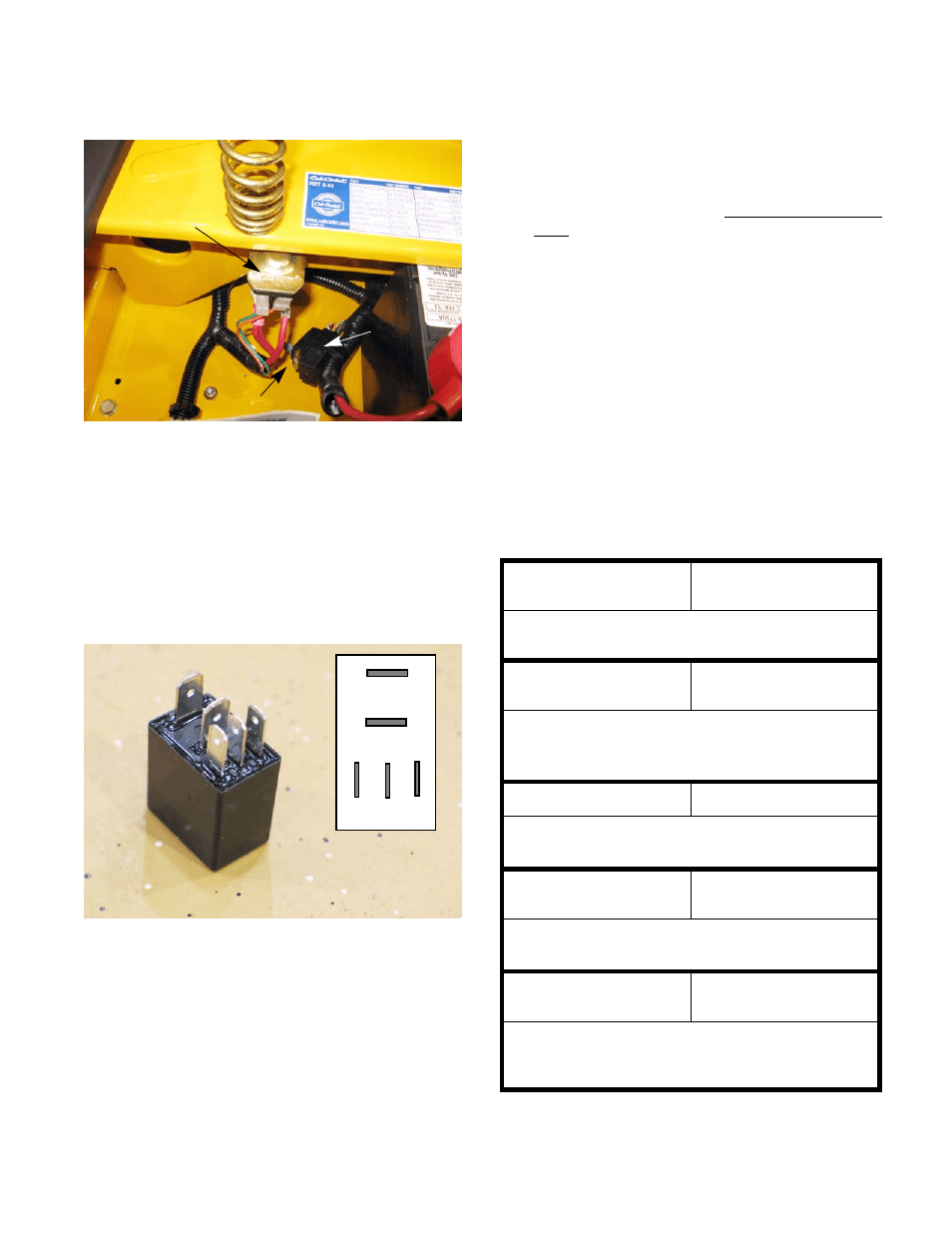 hight resolution of cub cadet 71 wiring diagram wiring library rh 16 evitta de cub cadet electrical diagram cub