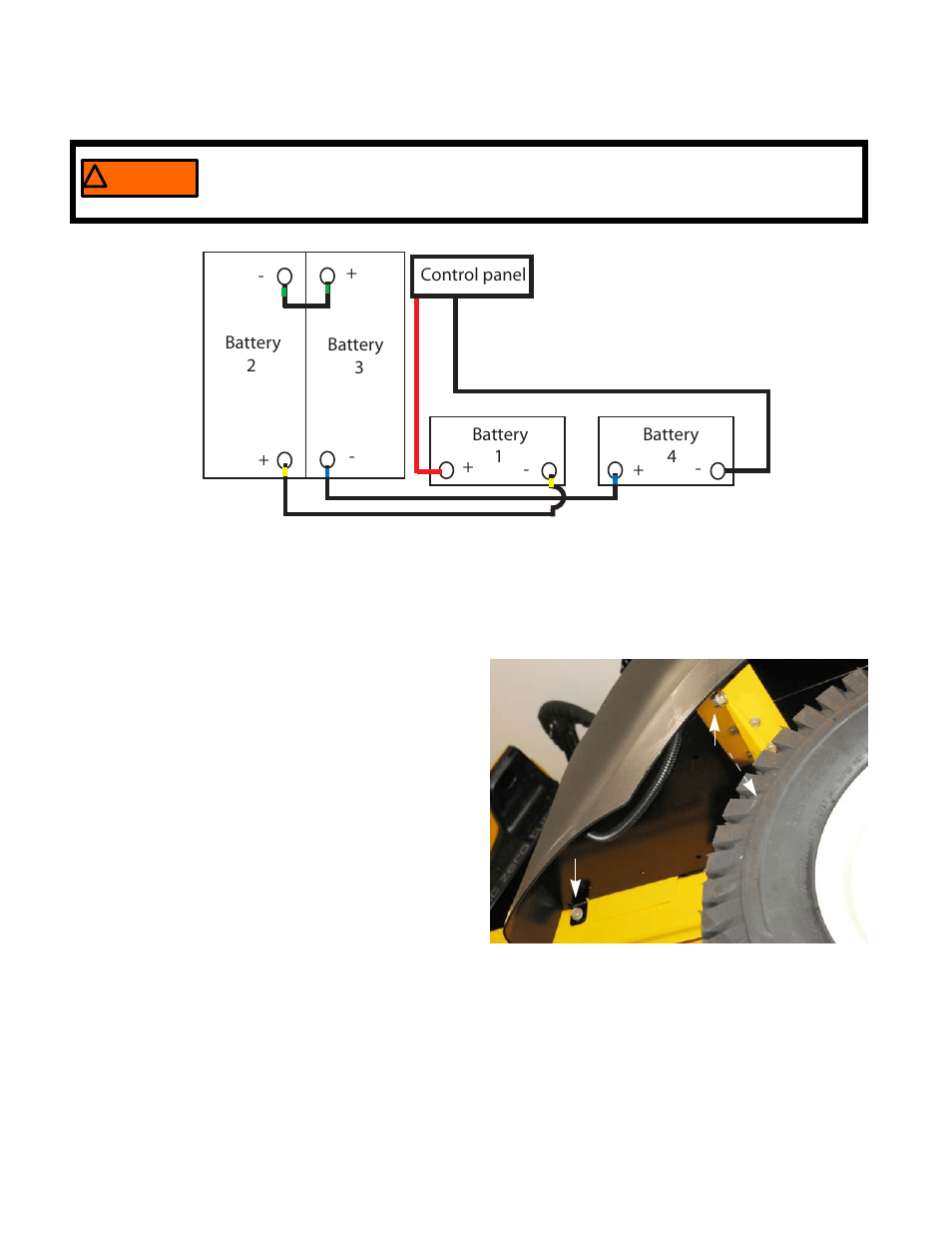 hight resolution of cub cadet 122 stock altered array battery removal installation cub cadet rzt s zero electric user rh manualsdir com