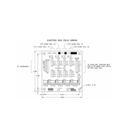 appendix e wiring junction boxes or summing cards hardy hi 6600 series modular sensor system user manual page 125 127 [ 954 x 1235 Pixel ]
