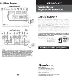 5200 20 warranty limited warranty year braeburn 5200 user manual page 11 11 [ 954 x 1018 Pixel ]