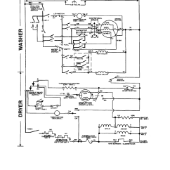 Whirlpool Dryer Wiring Diagram Functional Flow Block Visio - Gas Models | Thin Twin User Manual Page 36 / 40