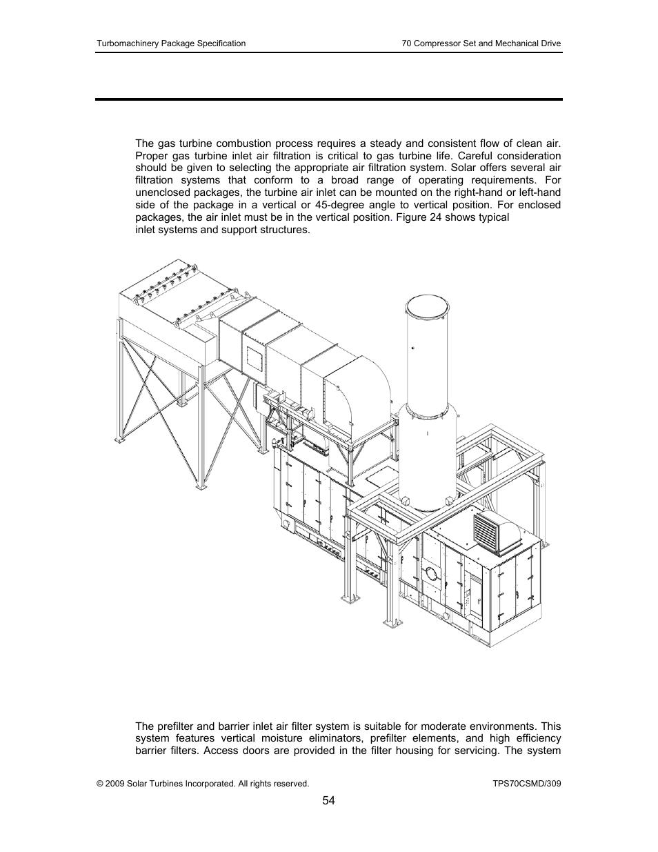 13 air inlet system, 1 general description, 1 prefilter