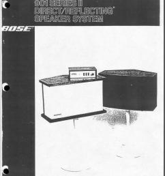 bose 901 series ii user manual 16 pages rh manualsdir com bose 901 series 1 equalizer manual 901 bose amplifier wiring diagram [ 954 x 1226 Pixel ]
