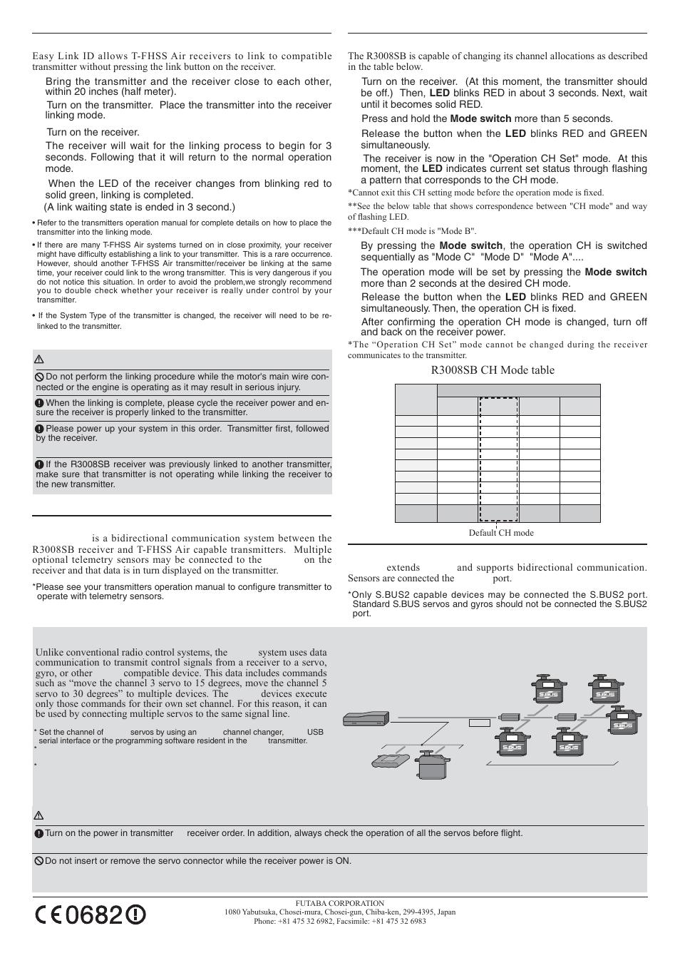 medium resolution of futaba transmitter wiring