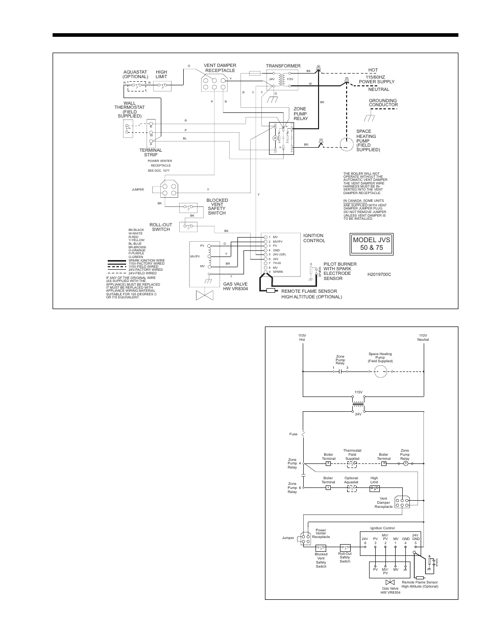 How To Install And Wire The Honeywell L4064b Combination Furnace – L4064b Wiring- Diagram