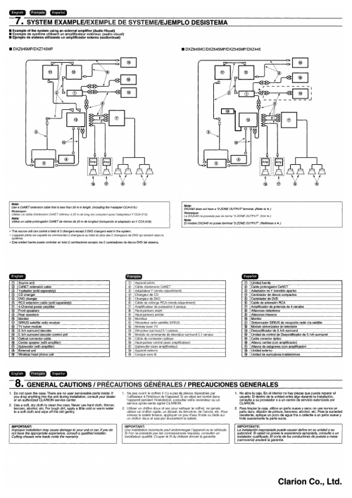 small resolution of clarion cx501 wiring diagram 9 4 kenmo lp de u2022clarion cx501 wiring diagram all wiring