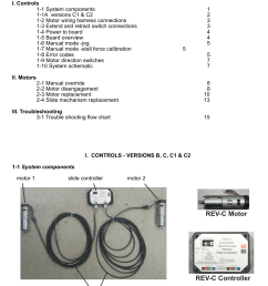 lippert components in wall slide out system user manual 16 pages on slide out  [ 954 x 1475 Pixel ]