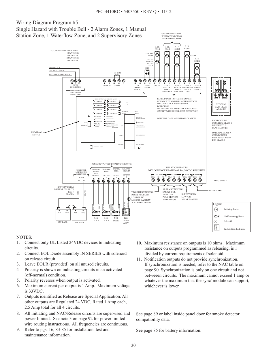 Potter Tamper Switch Wiring Diagram : 35 Wiring Diagram