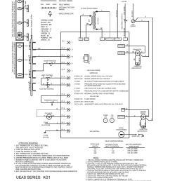 3 typical wiring diagram form i ueas page 28 reznor old gas heater wiring schematic gas unit heater wiring diagrams [ 954 x 1235 Pixel ]