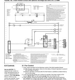 1 fan control 4 typical wiring diagrams cont d reznor hrpd [ 954 x 1235 Pixel ]