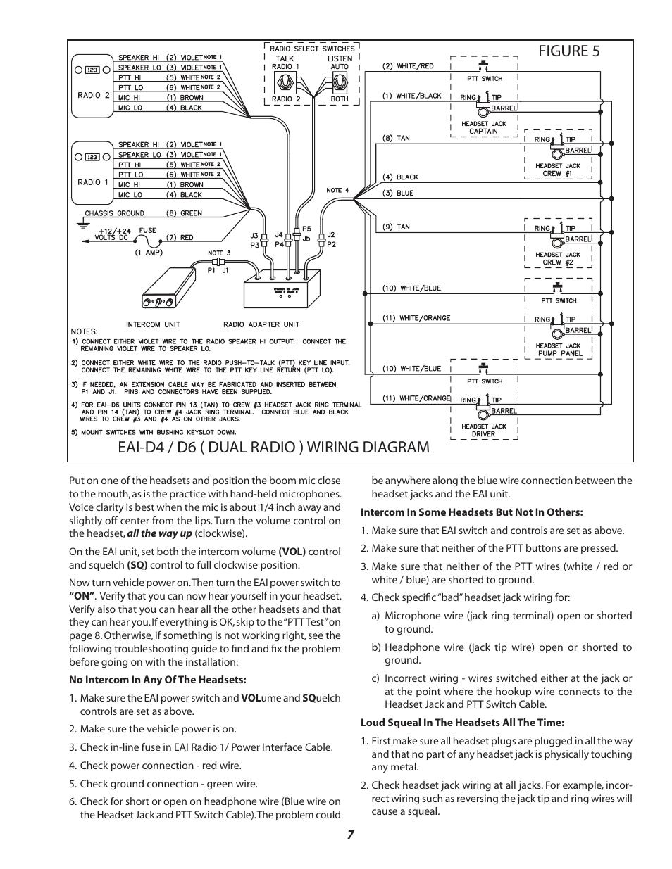 sigtronics wiring diagram
