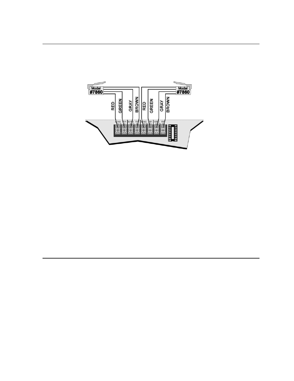 hight resolution of 10 telephone line connection 11 detector installation 1 class a style d zones silentknight sk 5208 conventional facp 10 30 zone user manual page 20