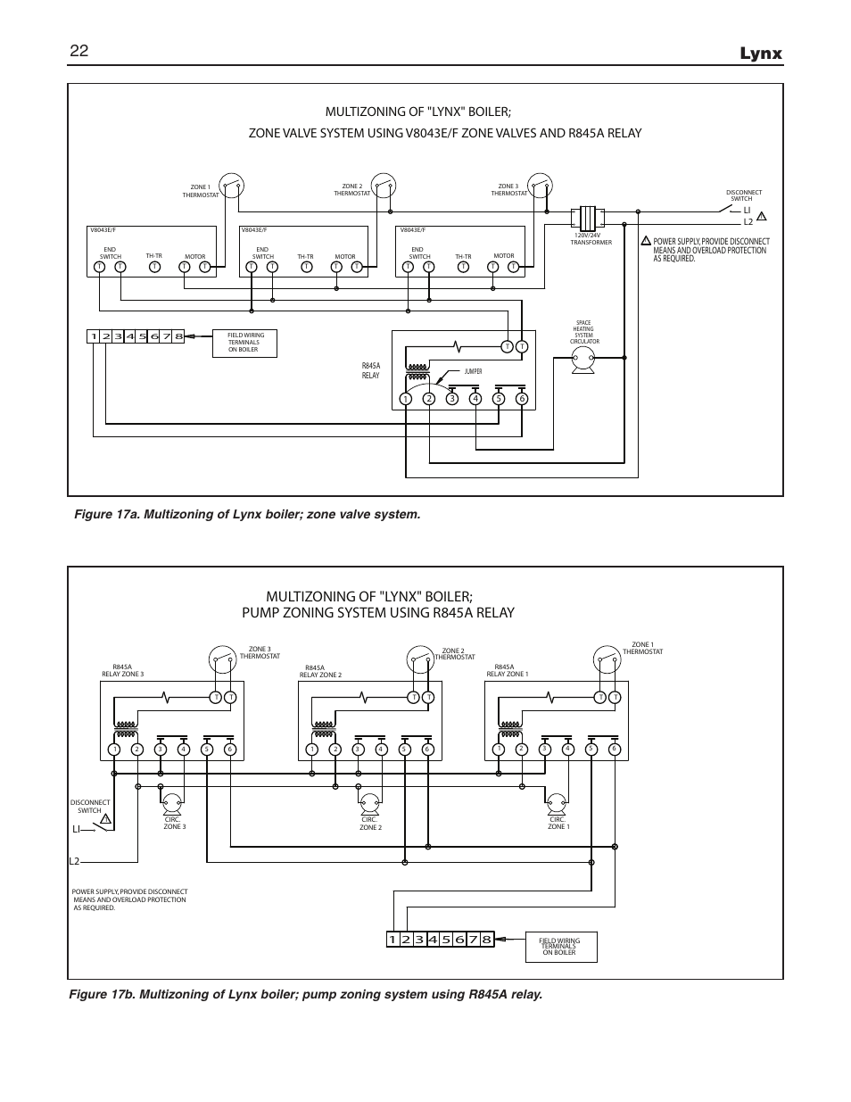 medium resolution of zone valve wiring diagram slant fin wiring library zone valve wiring schematic lynx 22 li