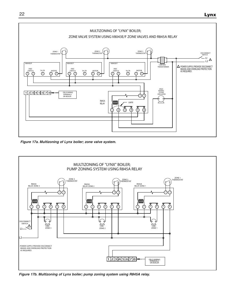 hight resolution of zone valve wiring diagram slant fin wiring library zone valve wiring schematic lynx 22 li