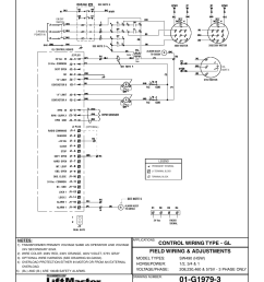 three phase wiring diagram sw490 chamberlain liftmaster professional sw470 user manual page [ 954 x 1235 Pixel ]