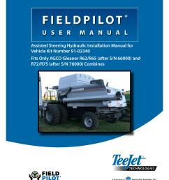 array teejet fieldpilot install acgo gleaner r62 65 72 75 user manual 20 rh manualsdir [ 954 x 1159 Pixel ]